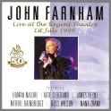 Live At The Regent Theatre – 1st July 1999 by John Farnham