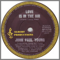 Love Is In The Air by John Paul Young