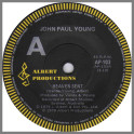 Heaven Sent B/W Don't You Walk That Way by John Paul Young