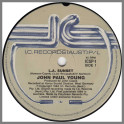 L.A. Sunset B/W Crying Eyes by John Paul Young