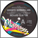 Goodbye Barbara Ann B/W Amsterdam by Richard Clapton