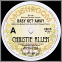 Baby Get Away by Christie Allen