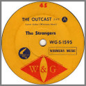 The Outcast B/W Torlido by The Strangers