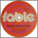 Melanie Makes Me Smile B/W If You Think You're Groovy by The Strangers