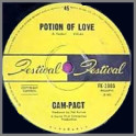 Potion Of Love B/W Cry My Heart Out by Cam-Pact