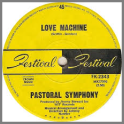 Love Machine B/W Spread A Little Love Around by Pastoral Symphony