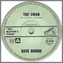 The Swan B/W The Preacher by Dave Bridge