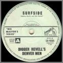 Surfside B/W Lisa Maree by The Denvermen