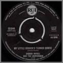 My Little Rocker's Turned Surfie B/W Tip Of My Tongue by The Denvermen