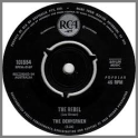 The Rebel B/W Vaquero by The Denvermen