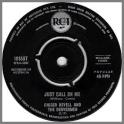 Just Call On Me B/W Mr. Moon, Mr. Cupid And I by The Denvermen