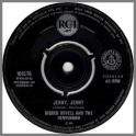Jenny, Jenny B/W I Love The Way You Love Me by The Denvermen