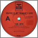 Heaven Is My Woman's Love by Col Joye