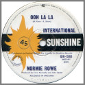 Ooh La La by Normie Rowe