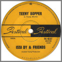 "Tenny Bopper B/W Simple Song by Israel ""Issi Dy"" Dyzenhaus"