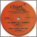 She Works In a Woman's Way B/W Midnight Special by Autumn