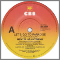 Let's Go To Paradise by Mental As Anything