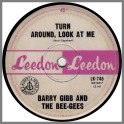 Turn Around, Look At Me B/W Theme From Jaimie McPheeters by The Bee Gees
