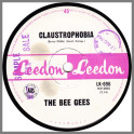 Claustrophobia B/W Could It Be by The Bee Gees