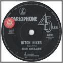 Hitch Hiker B/W You'll Come Around by Bobby And Laurie