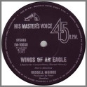 Wings Of An Eagle B/W Satisfy You by Russell Morris