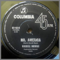 Mr. America B/W Stand Together by Russell Morris