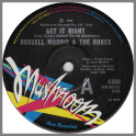 Get It Right B/W You Wanted Fame by Russell Morris