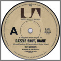Dazzle Easy, Diane B/W Found Out Where It's At by The Mixtures