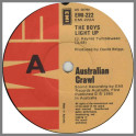 Boys Light Up by Australian Crawl