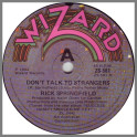Don't Talk To Strangers by Rick Springfield
