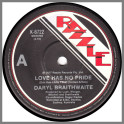 Love Has No Pride by Daryl Braithwaite