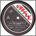 Why Do I Break It Up by Daryl Braithwaite