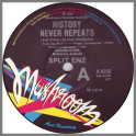 History Never Repeats by Split Enz