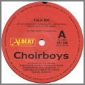 Talk Big B/W I'm Not Your Hero	 by Choirboys