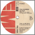 Too Pooped To Pop B/W She, Tell Me What To Do by The La De Das