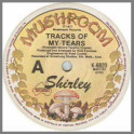 "Tracks Of My Tears by Graeme ""Shirley"" Strachan"