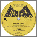 See The Light B/W  Where Are You by Flake