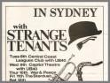 Strange Tenants