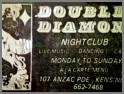 Double Diamond Night Club, Kensington. NSW