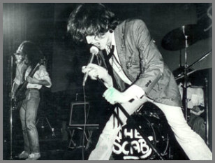 Johnny Dole & The Scabs