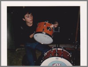 Geoff Plummer aka Drainpipe