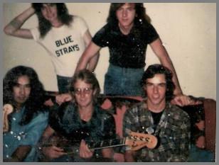 Blue Strays