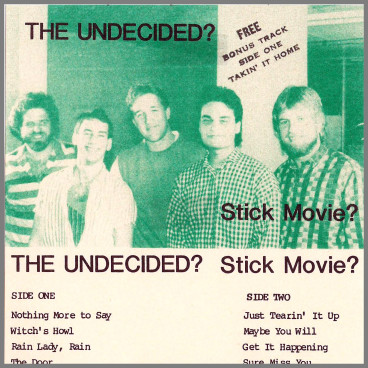 Stick Movie? by The Undecided?
