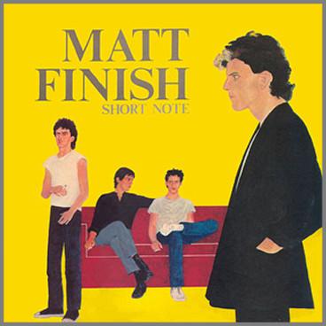 Short Note by Matt Finish