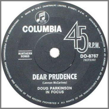 Dear Prudence by In Focus