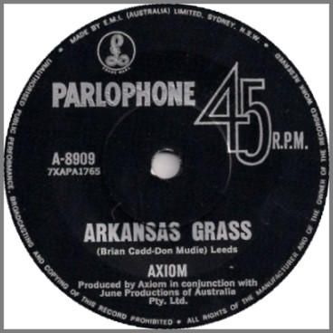 Arkansas Grass by Axiom