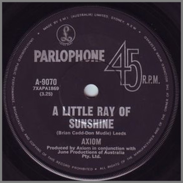 A Little Ray Of Sunshine by Axiom