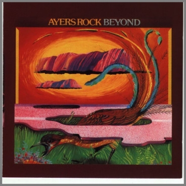Beyond by Ayers Rock