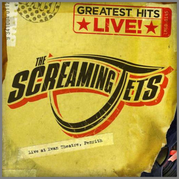Greatest Hits Live! by The Screaming Jets