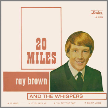 20 Miles by Ray Brown & The Whispers
